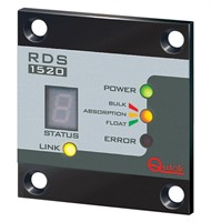 Display, quick, rds1520 led